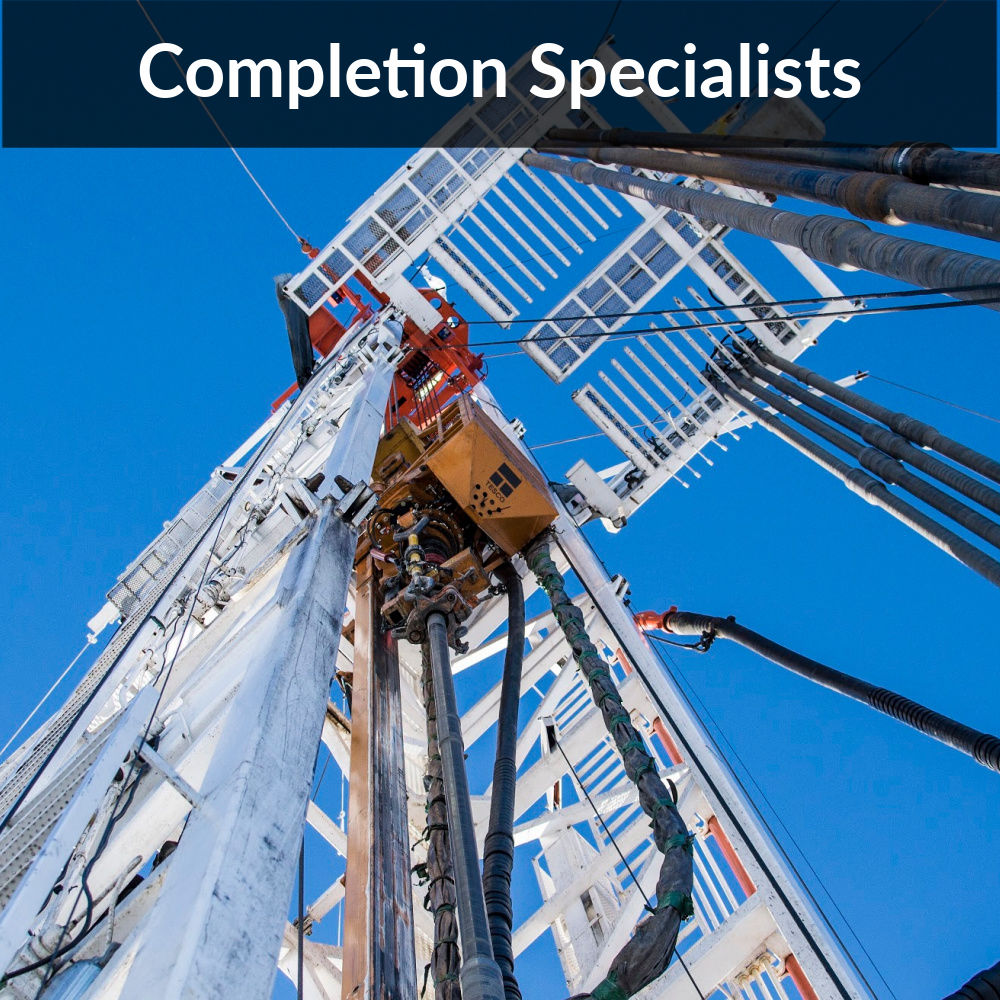 Completion Specialists - Service
